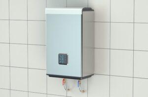 relevant factors new water heater