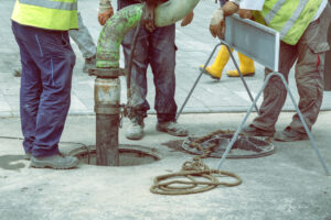 causes main sewer line clogs