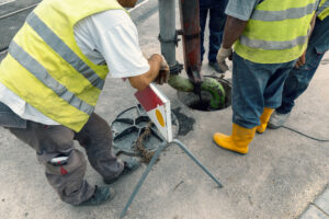 remedies main sewer line clogs