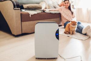 UV air purifier benefits