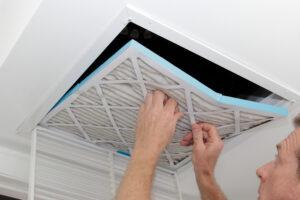 HVAC filter importance allergy